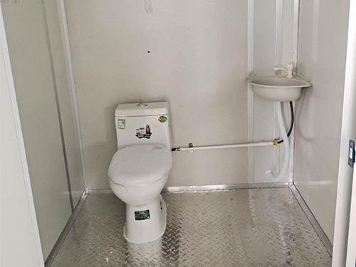 水冲卫生间